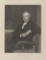 Richard Oastler, by James Posselwhite, after  Benjamin Garside - NPG D7845