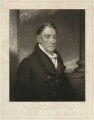 Sir Charles Wilkins, by John Sartain, published by  Moon, Boys & Graves, after  James Godsell Middleton - NPG D7848