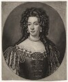 Mary of Modena, by John Smith, after  Sir Godfrey Kneller, Bt - NPG D7860
