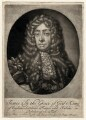 King James II, by Pieter Schenck, after  Sir Godfrey Kneller, Bt - NPG D7864
