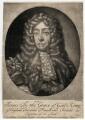 King James II, by Pieter Schenck, after  Sir Godfrey Kneller, Bt - NPG D7865