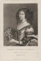 Henrietta Anne, Duchess of Orleans, by Charles Turner, after  Pierre Mignard - NPG D7875