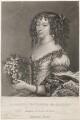 Henrietta Anne, Duchess of Orleans, by Charles Turner, after  Pierre Mignard - NPG D7876
