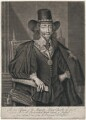 King Charles I, by John Faber Sr, sold by  Bispham Dickinson, after  Edward Bower - NPG D7881