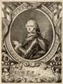 John Lindsay, 20th Earl of Crawford, by Thomas Worlidge - NPG D7890