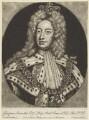 King George II, by Samuel Taylor, after  Sir Godfrey Kneller, Bt - NPG D7908