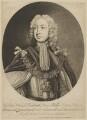 Frederick Lewis, Prince of Wales, by John Faber Jr, after  John Ellys - NPG D7921