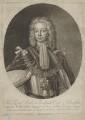 Frederick Lewis, Prince of Wales, by John Faber Jr, sold by  Thomas Taylor, after  Franken - NPG D7922