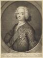 Frederick Lewis, Prince of Wales, by John Simon, after  Philip Mercier - NPG D7925