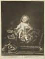 Prince James Francis Edward Stuart, by Pieter Schenck, after  Sir Godfrey Kneller, Bt - NPG D7935