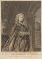 William Augustus, Duke of Cumberland, by John Faber Jr, after  Joseph Highmore - NPG D7937