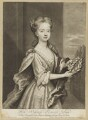 Anne, Princess Royal and Princess of Orange, by John Smith, after  Sir Godfrey Kneller, Bt - NPG D7951