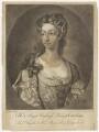 Princess Caroline Elizabeth, by John Faber Jr, after  Hans Hysing - NPG D7956