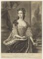 Princess Caroline Elizabeth, by John Faber Jr, after  Hans Hysing - NPG D7957