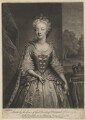 Louisa, Queen of Denmark, by and published by John Simon, after  Enoch Seeman - NPG D7962