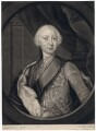 King George III when Prince of Wales, by James Macardell, after  David Lüders - NPG D7993