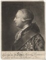 King George III, after Unknown artist - NPG D7997