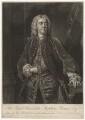 Stephen Poyntz, by John Faber Jr, after  Jean Baptiste van Loo - NPG D800