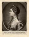 Sophia Charlotte of Mecklenburg-Strelitz, after Unknown artist - NPG D8007
