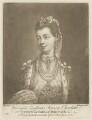 Sophia Charlotte of Mecklenburg-Strelitz, by Richard Houston, after  Thomas Frye - NPG D8009