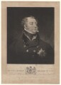 Frederick, Duke of York and Albany, by Samuel William Reynolds, and by  Samuel Cousins, after  John Jackson - NPG D8026