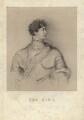 King George IV, by Richard James Lane, after  Sir Thomas Lawrence - NPG D8049