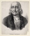 Jeremy Bentham, by Aimée Pages - NPG D8064