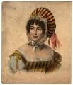Caroline Amelia Elizabeth of Brunswick, after Unknown artist - NPG D8091