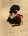 Caroline Amelia Elizabeth of Brunswick, after Unknown artist - NPG D8093
