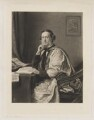 Sir William Sterndale Bennett, by Thomas Oldham Barlow, after  Sir John Everett Millais, 1st Bt - NPG D8104