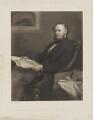 Sir John Fowler, 1st Bt, by Thomas Oldham Barlow, after  Sir John Everett Millais, 1st Bt - NPG D8106