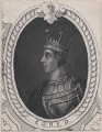 Edred, King of England, after Unknown artist - NPG D8113