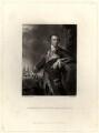 Alexander Hood, 1st Viscount Bridport, by John Richardson Jackson, after  Sir Joshua Reynolds - NPG D812