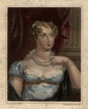 Princess Charlotte Augusta of Wales, by John Kennerley - NPG D8121