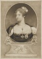 Princess Charlotte Augusta of Wales, by Charles Turner, after  Unknown artist - NPG D8122