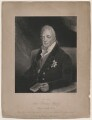 King William IV when Duke of Clarence, after Charles Jagger - NPG D8126