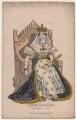 Queen Adelaide (Princess Adelaide of Saxe-Meiningen), after Unknown artist - NPG D8133