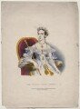 Queen Victoria, printed by L.M. Lefevre, published by  Thomas Dawson - NPG D8156