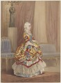 Queen Victoria, by Louis Haghe - NPG D8157