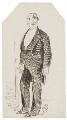 Unknown man, by Alfred Bryan - NPG D8186