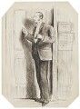Unknown man, by Alfred Bryan - NPG D8189
