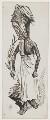 Unknown man, by Alfred Bryan - NPG D8192