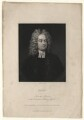 Jonathan Swift, by Benjamin Holl, after  Charles Jervas - NPG D8206