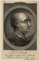 Jonathan Swift, by Christian Fritzsch, after  Rupert Barber - NPG D8209