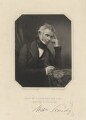 William Scoresby, by J.B. Hunt, after a photograph by  Antoine Claudet - NPG D8235