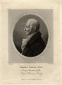 Thomas Cogan, by James Basire, published by  Nichols, Son & Bentley, after  François Pascal Simon, Baron Gérard - NPG D8239
