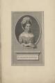 Elizabeth Raffald (née Whitaker), after P. McMorland - NPG D8256