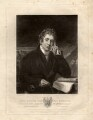 John Broster, by Thomas Hodgetts, published by  Archibald Constable & Co, published by  William Blackwood, published by  Hurst, Robinson & Co, after  John Syme - NPG D826