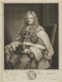 Thomas Parker, 1st Earl of Macclesfield, by George Vertue, after  Sir Godfrey Kneller, Bt - NPG D8282