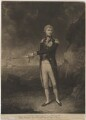 Horatio Nelson, by and published by John Young, after  John Rising - NPG D830